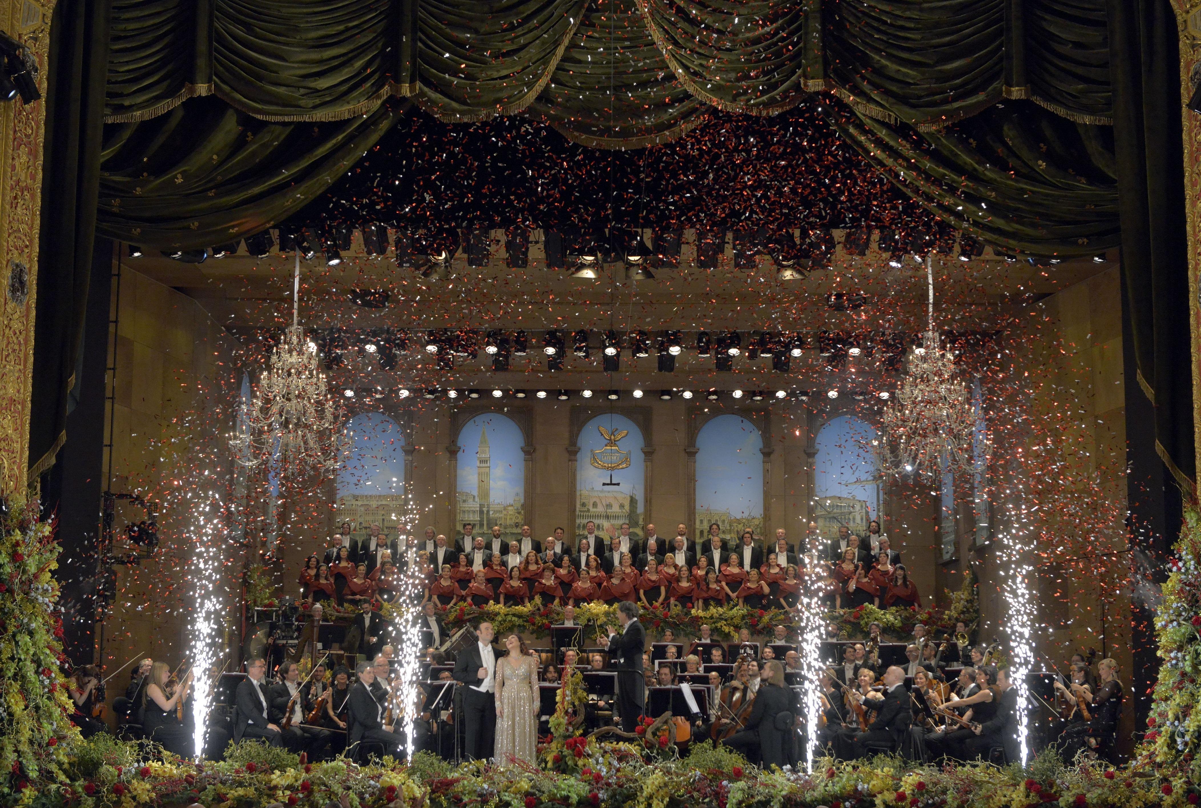 Capodanno A Venezia Con Concerto Al Gran Teatro La Fenice